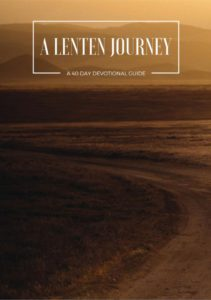 thumbnail of A Lenten Journey Devotional Guide