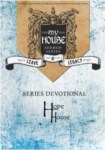 thumbnail of My House Devotionals with front page