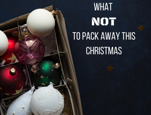 What NOT to pack away this Christmas