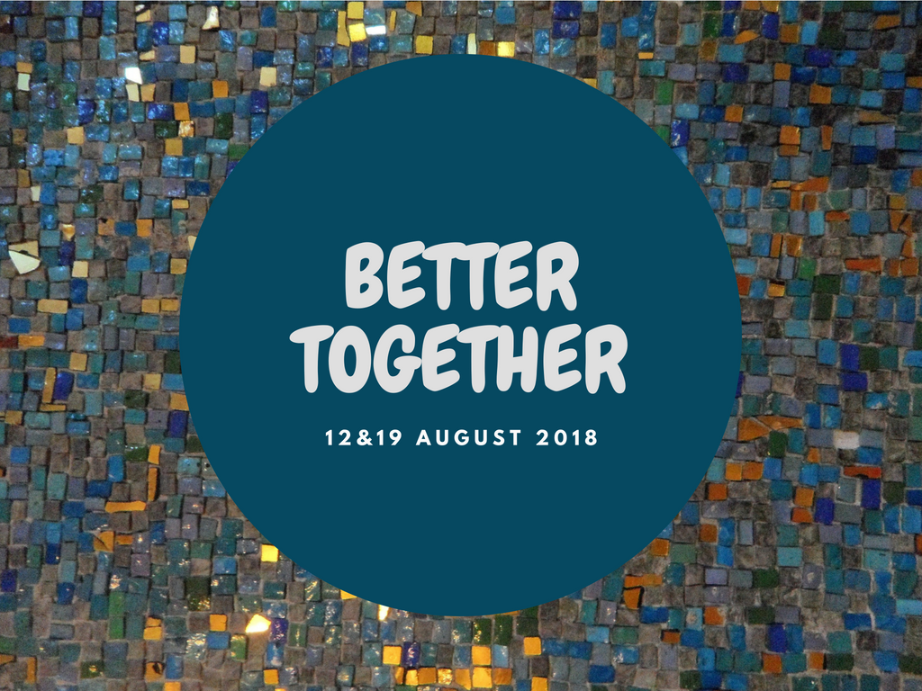 Better together slide