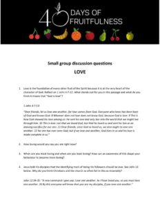 thumbnail of Small group discussion questions_Love